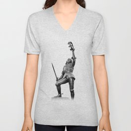 Richard The Third Unisex V-Neck