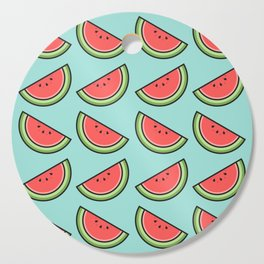 Watermelon Pattern Cutting Board