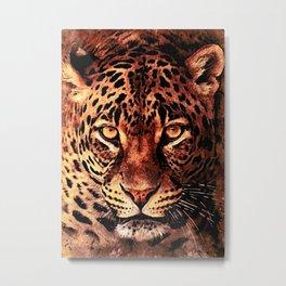 gepard #gepard #cats #animals Metal Print