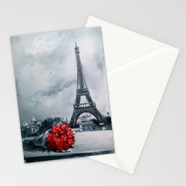 Bouquet for Parisienne Stationery Cards