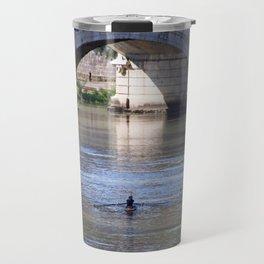 The River Under the Bridges Travel Mug