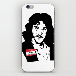 Hello, My Name is Inigo Montoya iPhone Skin