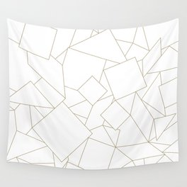 Geometry Patterns Wall Tapestry