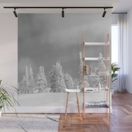 Winter day 6 Wall Mural