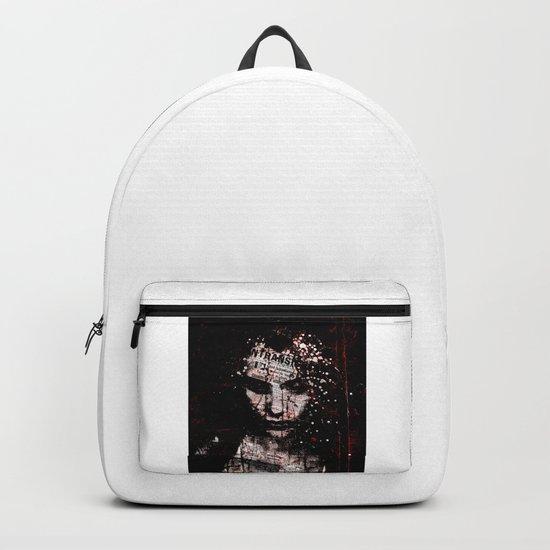 Sad News Backpack