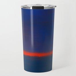 Rothko Inspired #7 Travel Mug