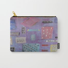 Boxed In Carry-All Pouch
