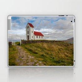 Chapel of Iceland Laptop & iPad Skin
