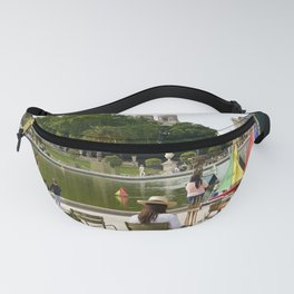 Luxembourg Gardens 15 Fanny Pack
