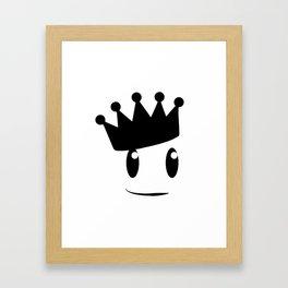 Kings Krown Framed Art Print