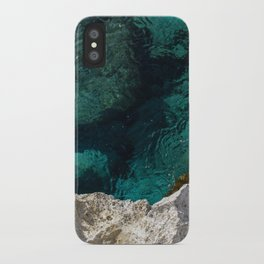 Cyprus Sea III iPhone Case