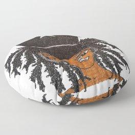 Miss Raggamuffin Floor Pillow