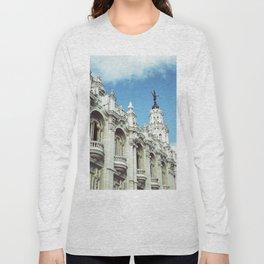 Old Havana Long Sleeve T-shirt