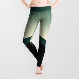 emerald line Leggings
