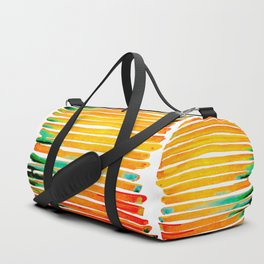 For Africa The Land of Gold Duffle Bag