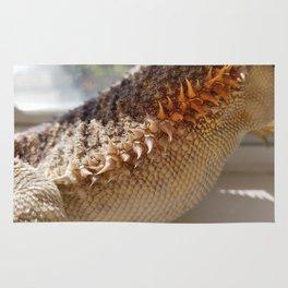 Bearded Dragon Rug