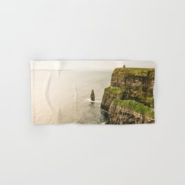 The Cliffs of Moher Hand & Bath Towel
