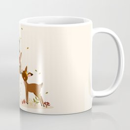 Bisou ma biche Coffee Mug