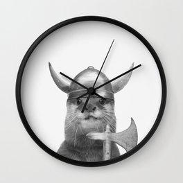 FLOKI Wall Clock