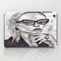 daria iPad Cases featuring Daria by Yuval Ozery