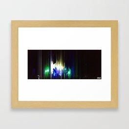Lightning in A Bottle '13 - Nicholas Jaar 01 Framed Art Print