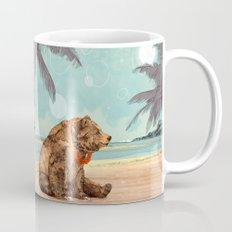 Beach Bear Mug