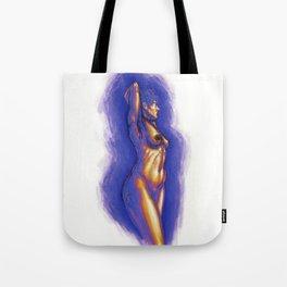 Lady Oahu Tote Bag