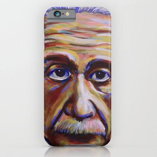 Einstein iPhone & iPod Case
