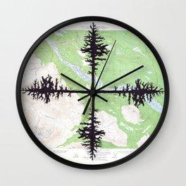 McCarthy B-8 Wall Clock