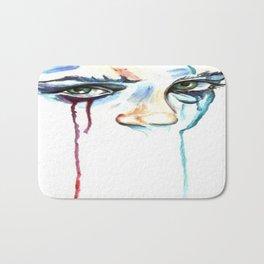 TearDrop Bath Mat