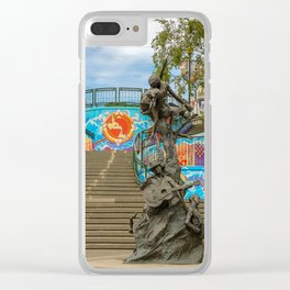 George Street Clear iPhone Case