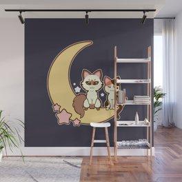 My Luna Kei - Moonlight Wall Mural