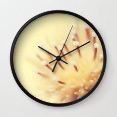 Thistle Go Pop Wall Clock