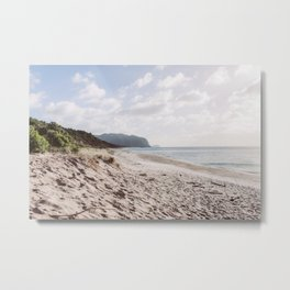 A morning in New Zealand Metal Print