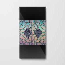 Mosque Door Metal Print