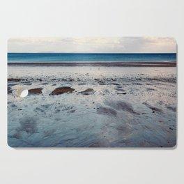 Blue Beach Cutting Board