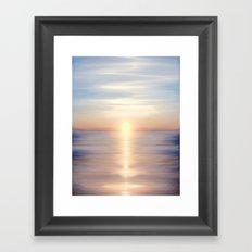 Sea of Love II Framed Art Print