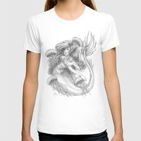 jellyfish T-shirts featuring Jellyfish by Bea González