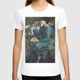 Dante Gabriel Rossetti - The Day Dream T-shirt