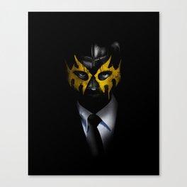 SOLAR SQUAD MAN Canvas Print