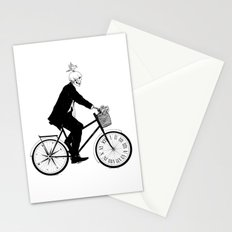 Better Late than Never Stationery Cards