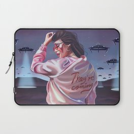 They're coming Laptop Sleeve