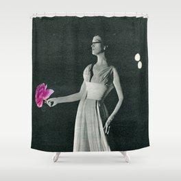 Curtain Down Shower Curtain