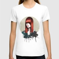 redhead T-shirts featuring The Redhead by Nettsch