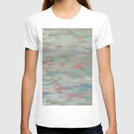 colorful pattern T-shirt