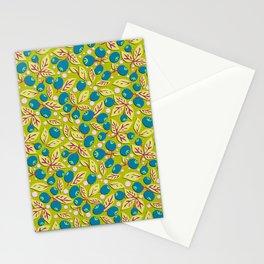 Blueberry Preserves Stationery Cards