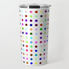 Big Hirst Polka Dot Travel Mug