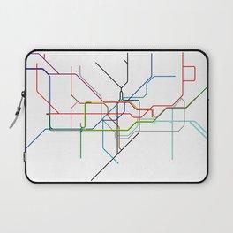 London tube Laptop Sleeve