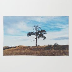 Lonely Tree Rug