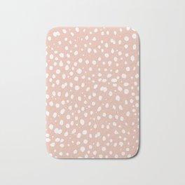 LEOPARD PINK Bath Mat